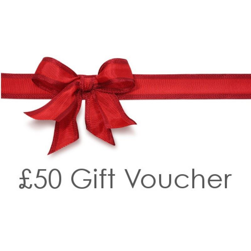 Free Delivery on gift vouchers