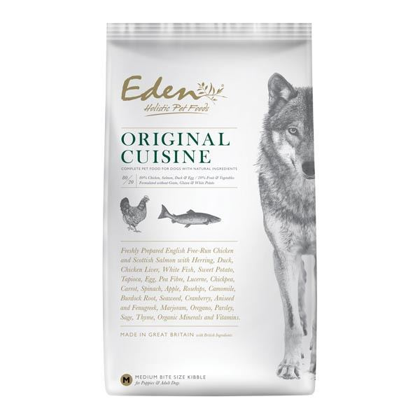 Eden Holistic Pet Foods join Agility World