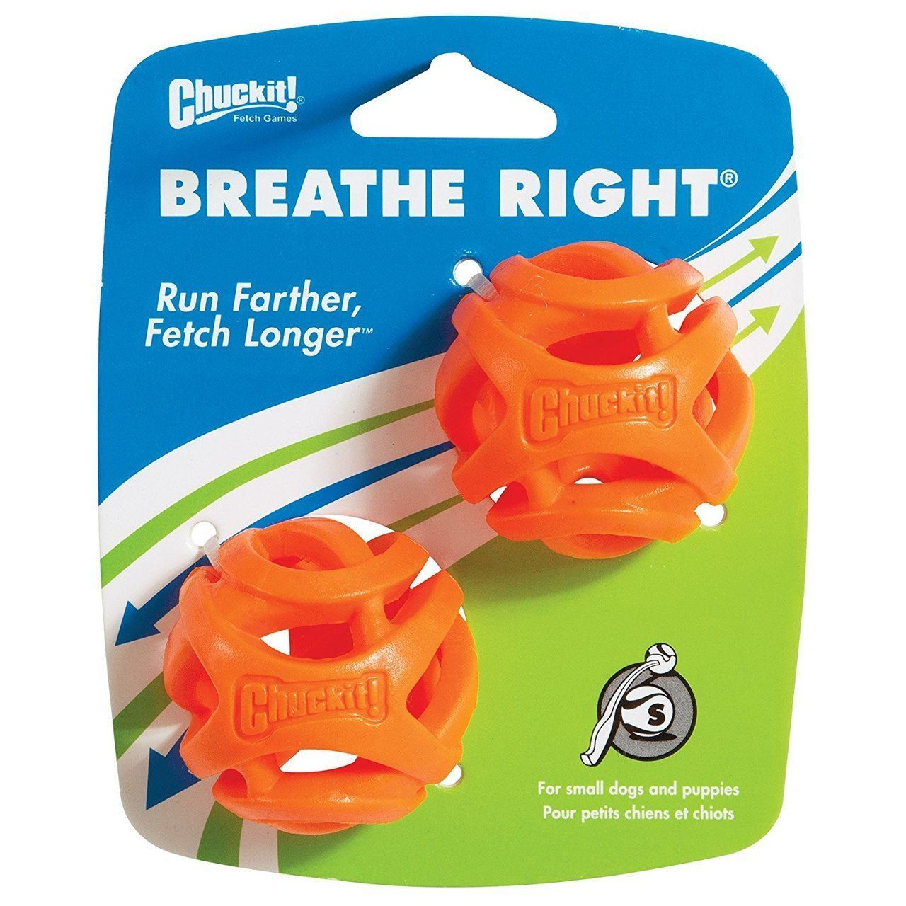 Chuckit! Breathe Right Fetch-Ball