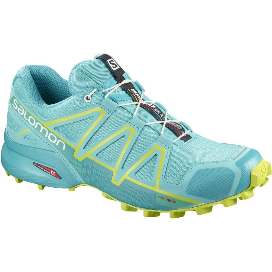 New 2018 Salomon Speedcross 4 - Blue Curacao