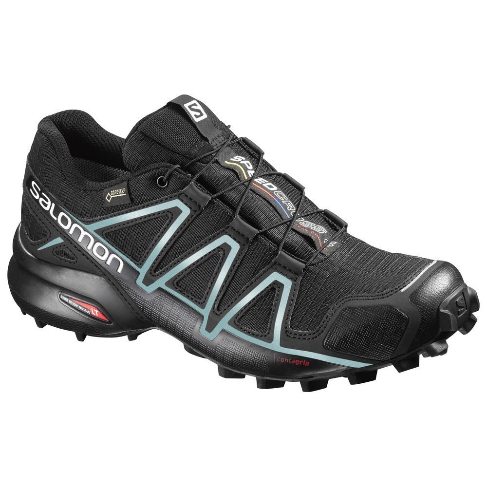 New Salomon Speedcross 4 W GTX Black/Bubble Blue