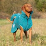 Dog Drying Coat - Teal