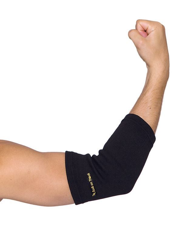 Back On Track Black Elbow Brace
