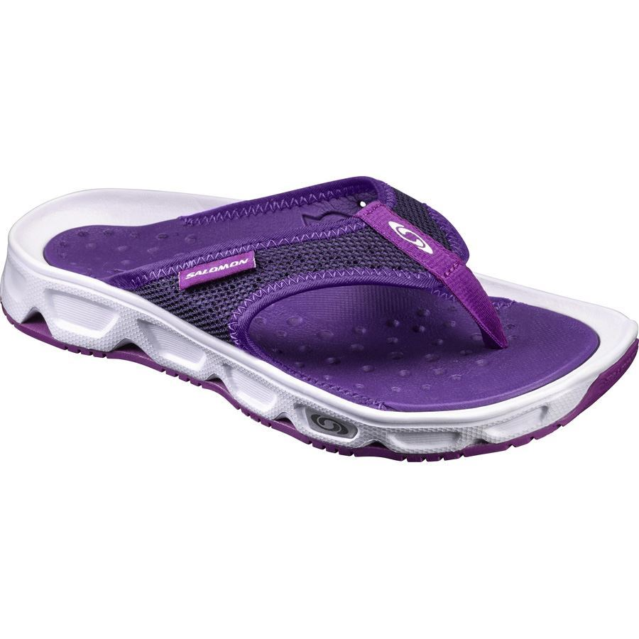 Salomon RX Break W Grape/White