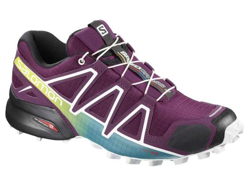 New 2018 Salomon Speedcross 4 - Dark Purple