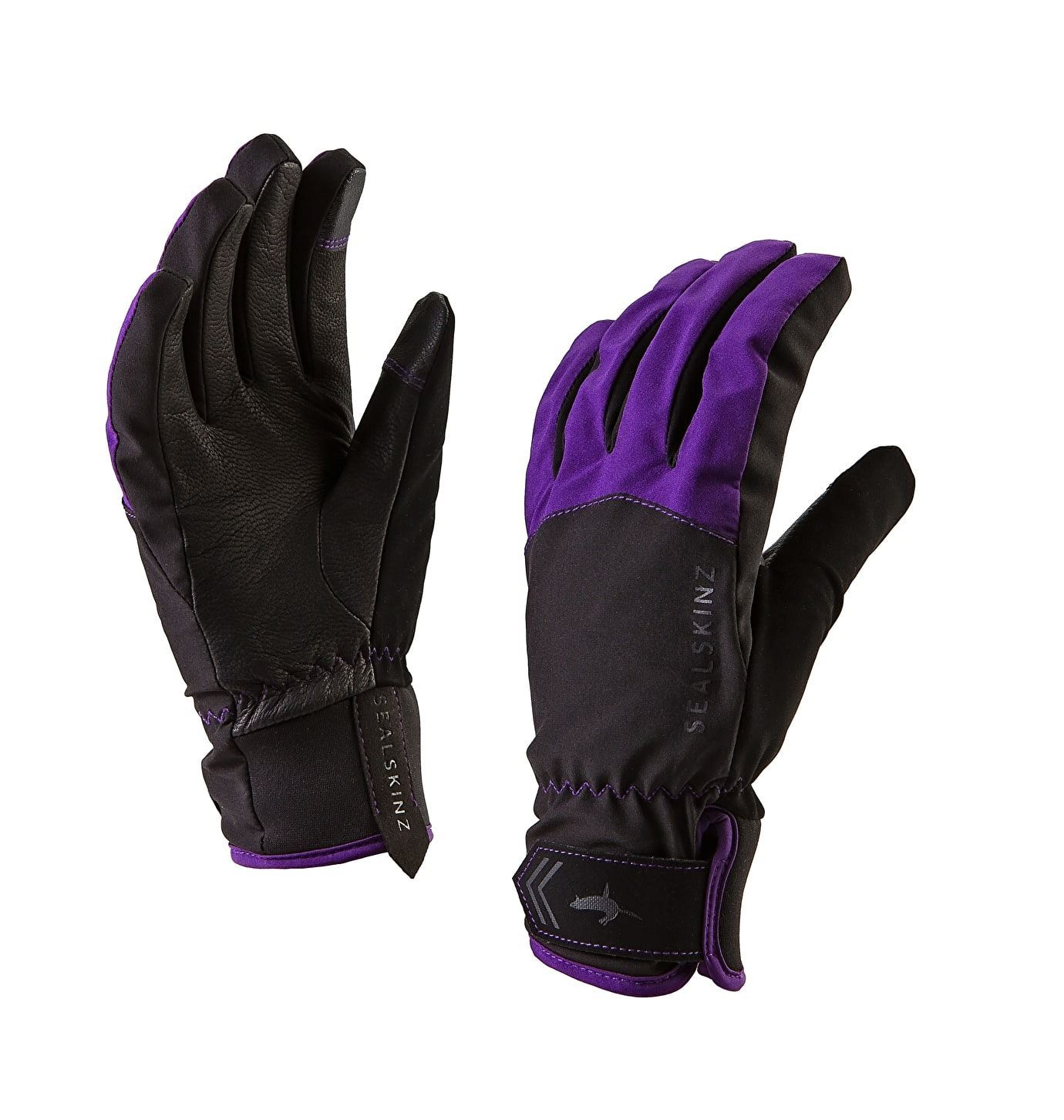 Sealskinz Women's All Season Gloves Purple